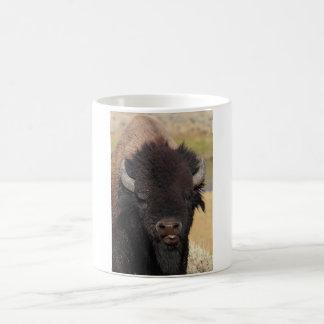 bison raspberry coffee mug