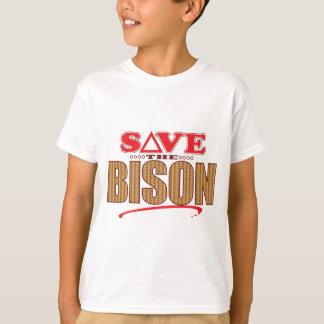 Bison Save T-Shirt