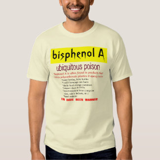 Bisphenol A: ubiquitous poison Tees