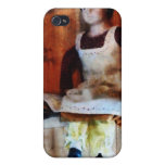 Bisque Doll For Sale Cover For iPhone 4