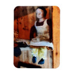 Bisque Doll For Sale Vinyl Magnets