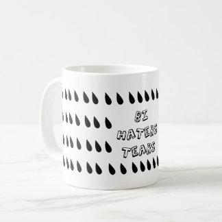 Bissexual Haters Tears Coffee Mug