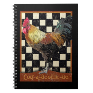 Bisto Rooster Notebooks