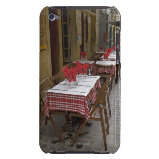 Bistro in Paris iPod Case-Mate Case
