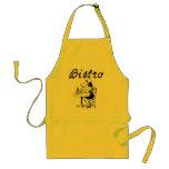 Bistro merchandise standard apron
