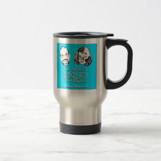 Bitchen Boutique Logo Travel Mug