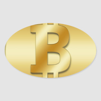 bitcoin-10680 oval sticker
