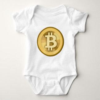 BITCOIN Anonymous MONEY DIGITAL Currency BTC Baby Bodysuit