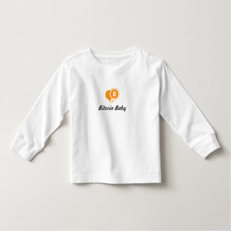 Bitcoin Baby Long-Sleeve T-Shirt