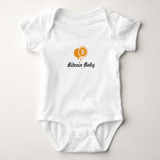 Bitcoin Baby One-piece Baby Bodysuit