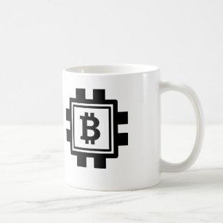 """Bitcoin (btc) """"cpu"""" mug"""