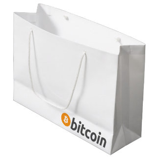 Bitcoin BTC Gift Bag