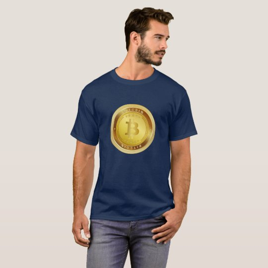 Bitcoin (BTC) Logo T-shirt