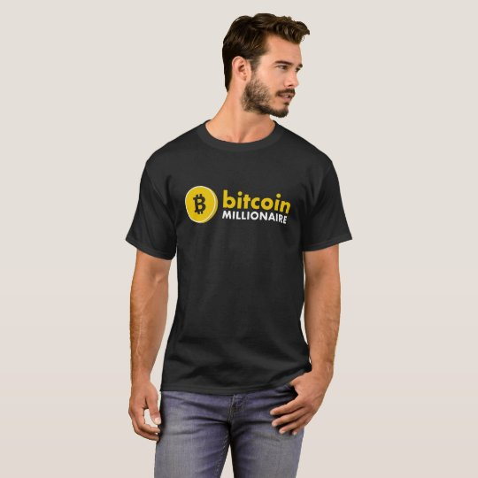 Bitcoin (BTC) Millionaire T-shirt