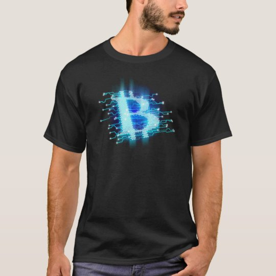 Bitcoin - Cool Graphic T-Shirt