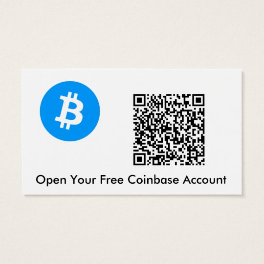 Bitcoin Entrepreneur Consultant Business Card