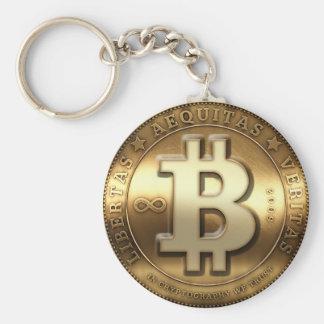 Bitcoin Key Hanger Key Ring