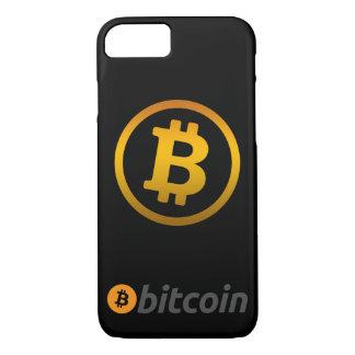 Bitcoin logo iPhone 7 case