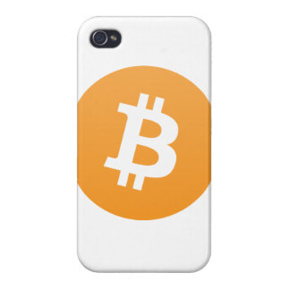 Bitcoin Logo Iphone Case Covers For iPhone 4