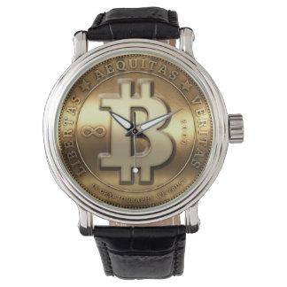 Bitcoin Logo Symbol Cryptocurrency Crypto Watch
