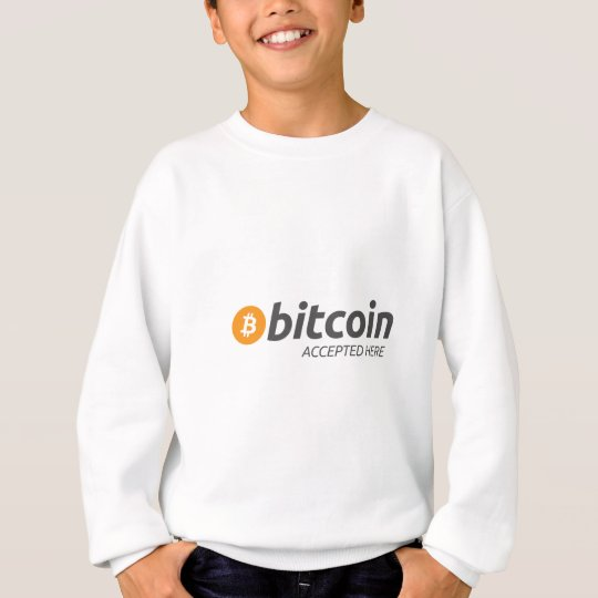 Bitcoin Lover Sweatshirt