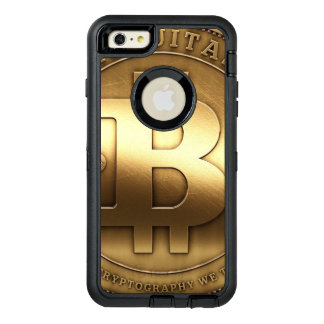 Bitcoin Ottercase OtterBox Defender iPhone Case