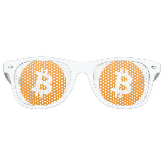 Bitcoin Party Sunglasses