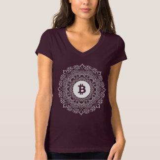 BITCOIN/PATTERN-Women's T-Shirt