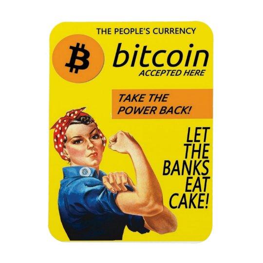 Bitcoin Propaganda Magnet