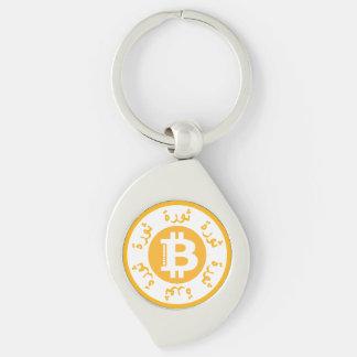 Bitcoin Revolution Arabic Version Keychains