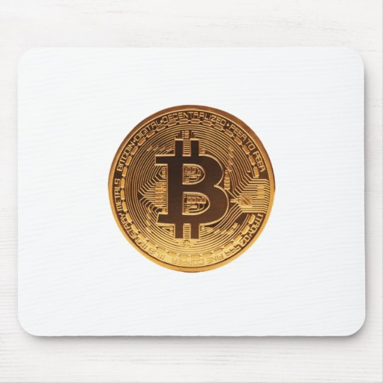 Bitcoin rug (BTC) Mouse Mat