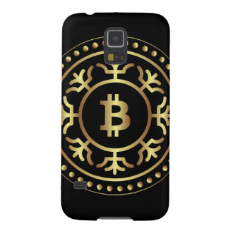 Bitcoin Samsung Galaxy S5, Barely There Phone Case