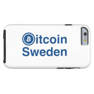 Bitcoin Sweden mobile protections Tough iPhone 6 Case