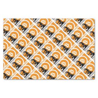 Bitcoin Tissue Paper
