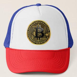Bitcoin Trucker Hat. Trucker Hat