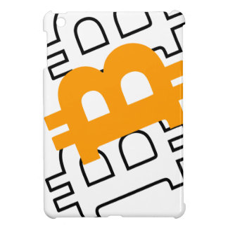 Bitcoin - virtual currency for a digital age iPad mini cases