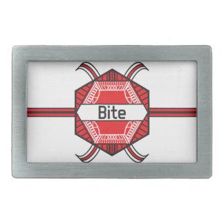 Bite Belt Buckles