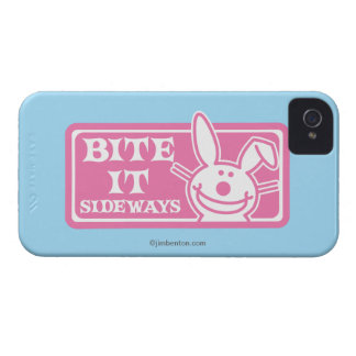 Bite it Sideways iPhone 4 Case
