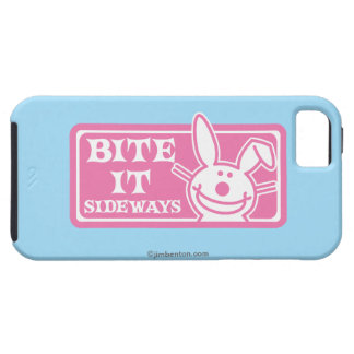 Bite it Sideways iPhone 5 Cover