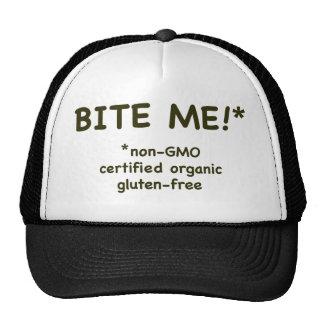 Bite Me! (100% Organic) Cap