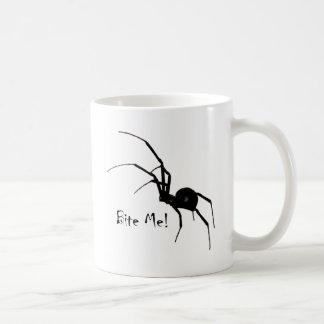 Bite Me! Basic White Mug