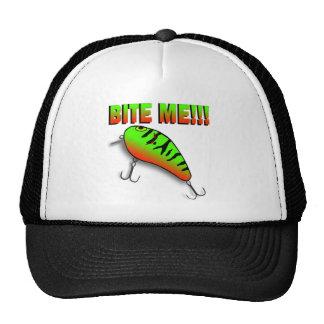 Bite Me Bass Lure Cap