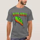 Bite Me Bass Lure T-Shirt