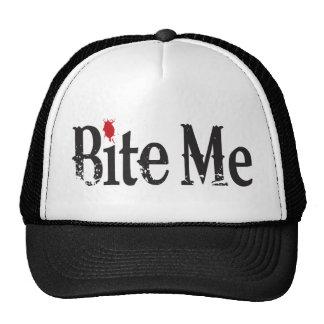 Bite Me (Blood) Cap