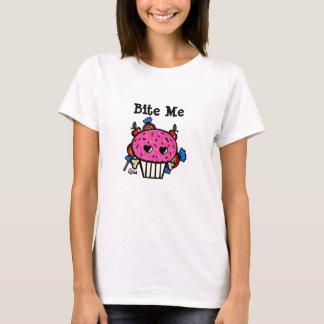 Bite me/Evil Cupcake T-Shirt