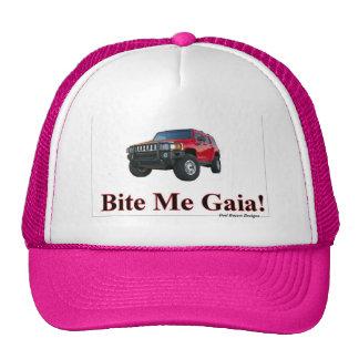 Bite Me Gaia Mesh Hats