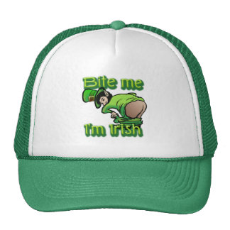 Bite me. I'm Irish. Cap