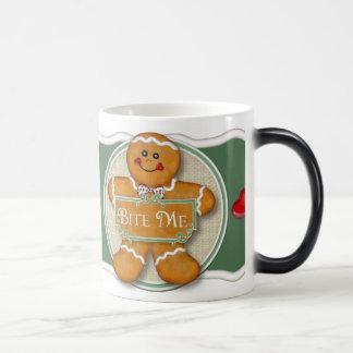 Bite Me Morphing Mug