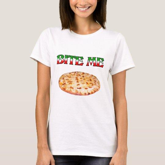 Bite Me (Pizza) T-Shirt