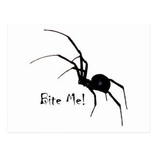 Bite Me! Postcard